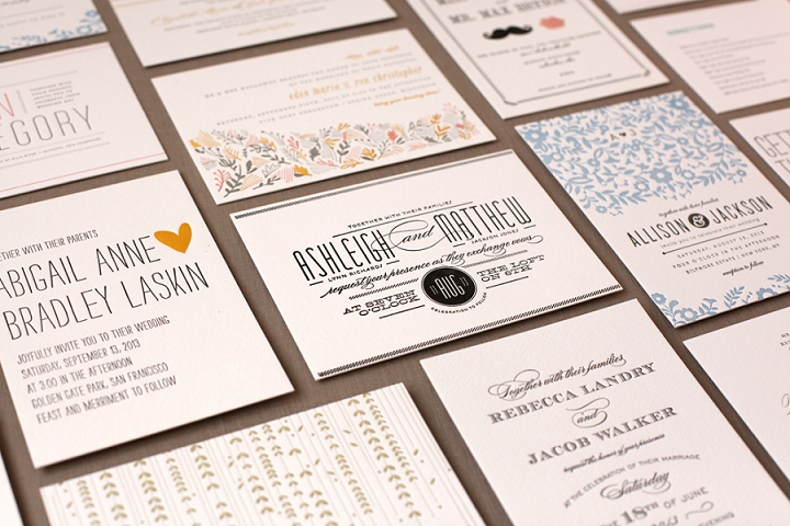 Wedding Stationery Ace Workwear